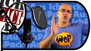K&M 23956 Popkiller + Superlux MS-108E (Mikrofonständer) - Unboxing/Test