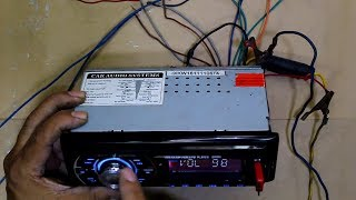 v2Movie : How to fix a kenwood radio in protect mode ~ the easy way ~