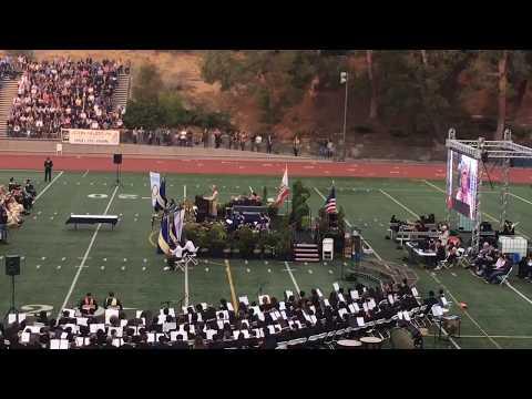 Derek Meegan West Ranch High School Graduation Speech 5/30/2018
