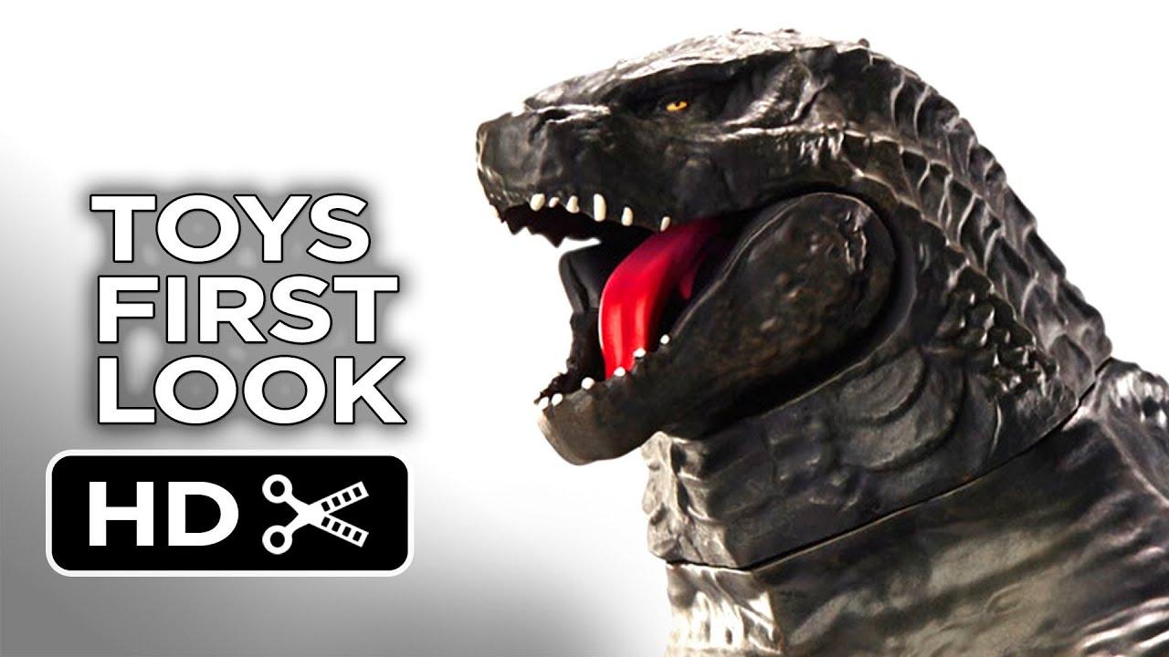 Godzilla 2014 Monsters Toys