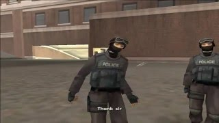 GTA San Andreas - Missioni DYOM: CRT Operation