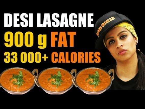 Lasagne - Desi Epic Meal Time