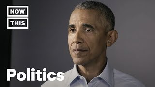 Exclusive With President Obama On Why Midterms Matter | Op-Ed | NowThis