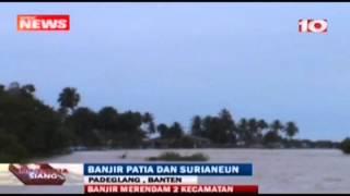 Banjir Patia & Surianeun