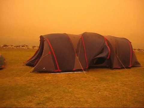 The worlds most durable canvas tents - part four of four - pressure tests - .diamantina.net.au - YouTube & The worlds most durable canvas tents - part four of four ...