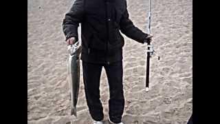 Рыбалка на радужную форель в Киргизии (озеро Иссык-Куль).MPG