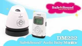 VTech® Digital Audio Monitor with Glow-on-Ceiling Night Light