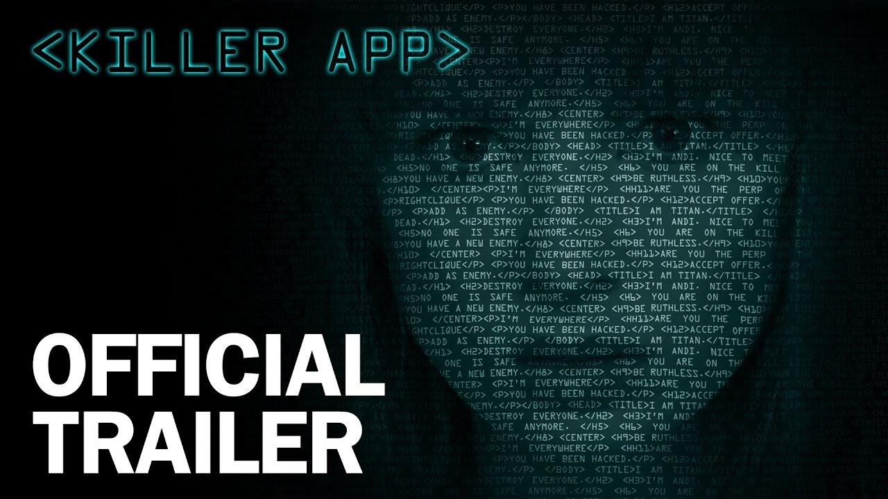 killer app official trailer marvista entertainment
