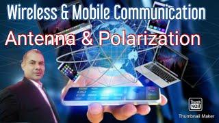 W&MC_Live Session-11: Concept Of Antenna & Polarization | Hindi | English