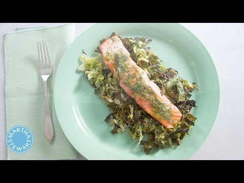 30-Minute One Pot Baked Salmon Recipe - Martha Stewart
