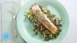 30-Minute One Pot Baked Salmon Recipe - Martha Stewart