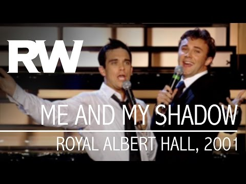 Robbie Williams | Me And My Shadow | Live At The Albert 2001
