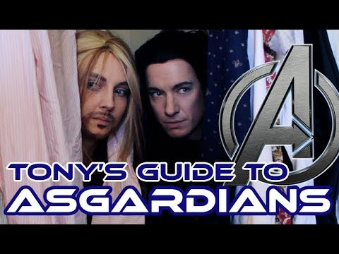 Avengers: Intermission Episode 2 - Tony's Guide to Asgardians
