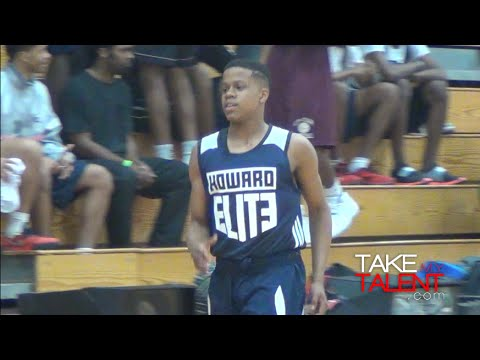 Joe Young's Little Brother GETS BUCKETS! Jacob Young 2015 Spring Icebreaker!