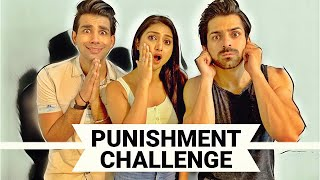 Punishment Challenge | Rimorav Vlogs