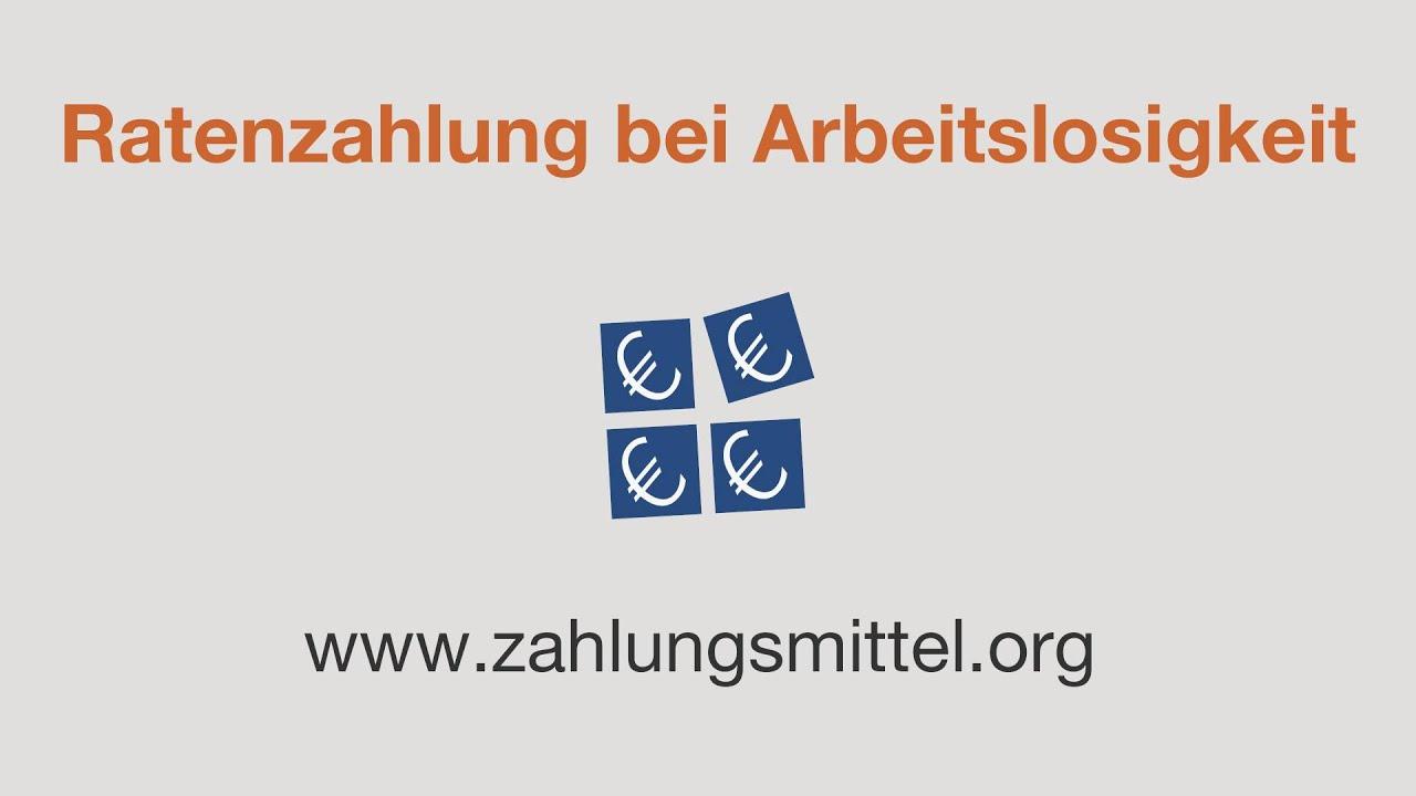 Ratenzahlung Trotz Hartz Arbeitslosigkeit Anleitung German