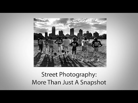 Street Photography: More Than Just A Snapshot