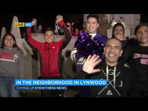A Day in Lynwood with ABC 7