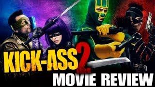 KICK ASS 2 Movie Review