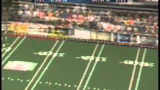 Lehigh Valley Steelhawks at Sioux Falls Storm IFL Playoffs 6.23.12