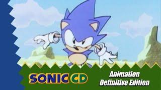Sonic CD Animación – Edición Definitiva