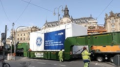 Power Move: Despite COVID-19, Munich's New Gas Turbine Arrives On Time