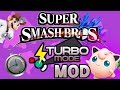Turbo Mode mod montage - SSB4 Wii U