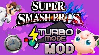 Turbo Mode mod montage - SSB4 Wii U