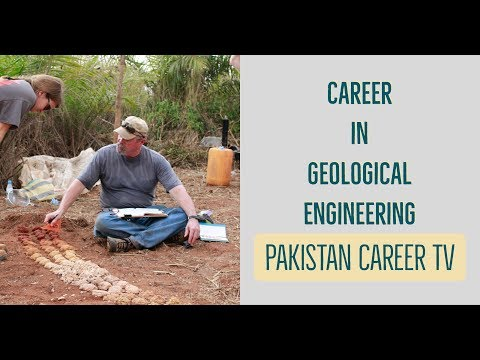 Career In Geological Engineering