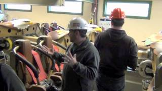 Wild Eagle Construction Tour - Dollywood - January 25th, 2012