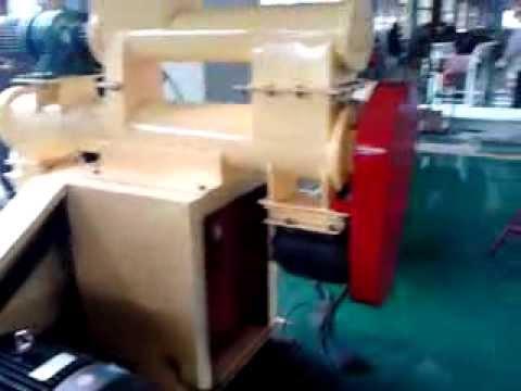 HKJ250 FEED PELLET MAKING MACHINE