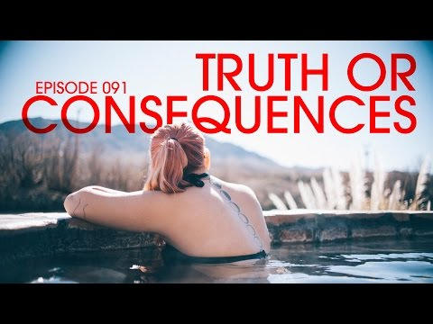 Hunting Hot Springs in Truth or Consequences - 091