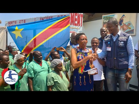 RD del Congo da de alta a su último paciente con ébola