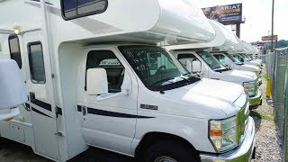 2012 Thor Freedom Elite 21C Small Class C , 20K Miles, Rear Stationary Queen Bed, Warranty, $39,900