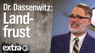 Strukturbeauftragter der Bundesregierung Dr. Dassenwitz
