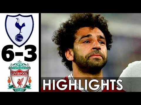 Download Tottenham vs Liverpool 6-3 • Highlights & Goals w/English Commentary (Last Matches) • HD