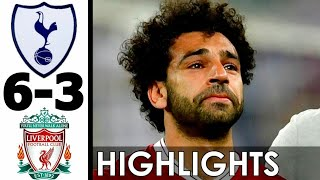 Download Video Tottenham vs Liverpool 6-3 • Highlights & Goals w/English Commentary (Last Matches) • HD MP3 3GP MP4