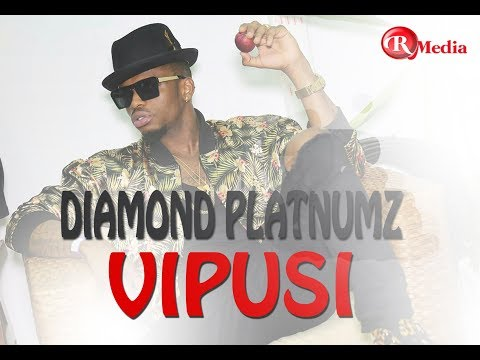 NEW Song : DIAMOND PLATNUMZ - VIPUSI (Official Music -  2017)
