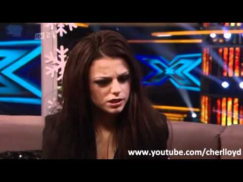 Cher Lloyd Interview with Konnie Huq after Saturday's Live Final Result X Factor 2010 HQ/HD