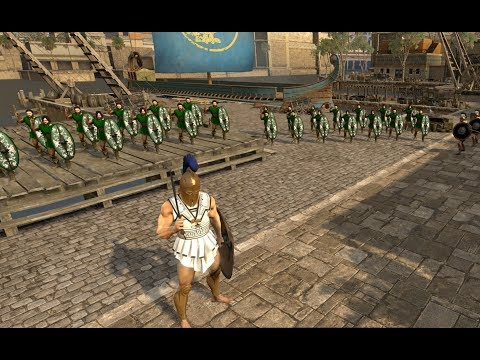 BATTLE | Miltiades with 1 Spear & 2 Javelins | Total War: Arena | Tier 7