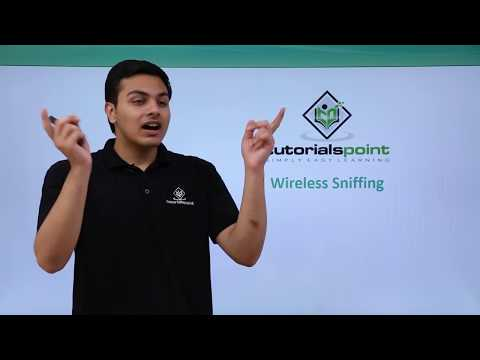 Ethical Hacking - Wireless Sniffing