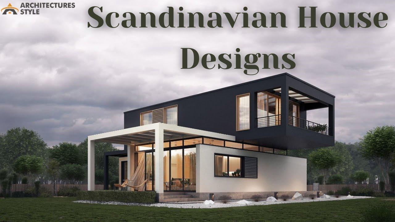 Modern Scandinavian House DesignsExterior Design