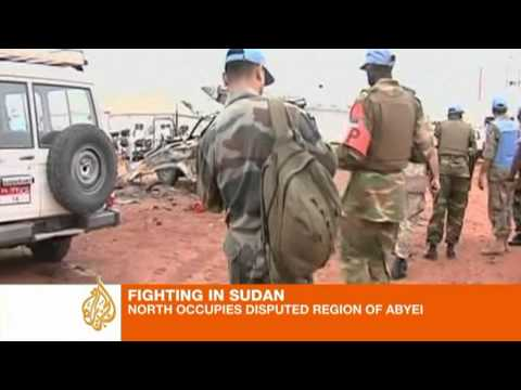 Sudan's Abyei 'ablaze' after capture by north