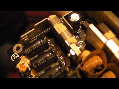 Cleaning Smoke Laden iMac - Old Footage - Enjoy