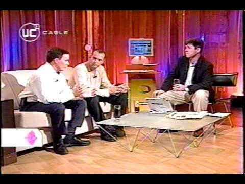 Entrevista Plaza Italia TV UC Cable Tablet PC Nov 2003