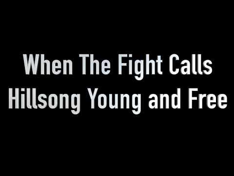 When the Fight Calls Lyric Video