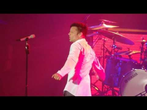 30052017 Barcelona  Ricky Martin, Disparo al corazón HD