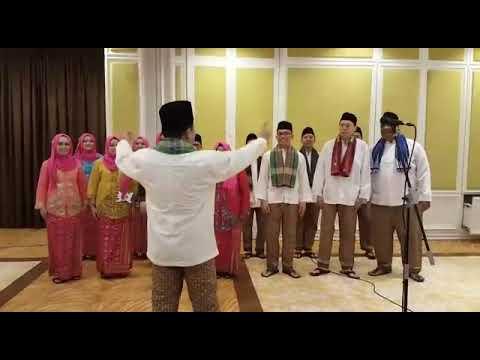 PPDS Paru Malang Lomba PadSu Konker PDPI 2017 Medan #Mars PDPI