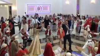 Aferdita Demaku -live & Ansambli Lidhja e Prizrenit  Dasma e Nartit.