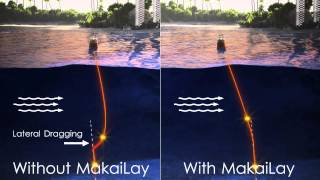 Submarine Cable Installation: Tools for Power, Telecom, and Seismic Cables (MakaiLay)
